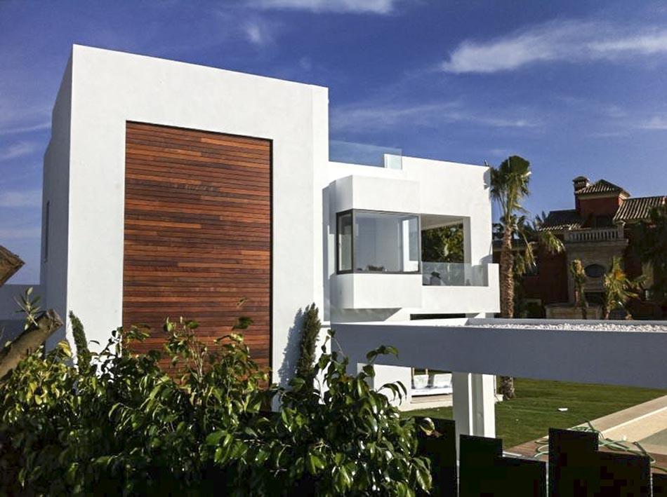 Villa 6 altos de puente romano marbella teodoro cabrilla - Estudios de arquitectura en marbella ...