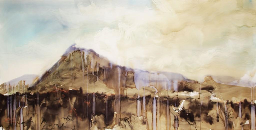 Colaboración con el pintor Paco Broca