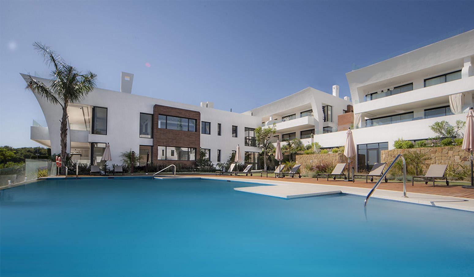 Apartamentos Reserva Sierra Blanca